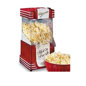 3.Syntrox Germany 1200 Watt Retro Popcornmaker