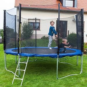 trampolin testsieger bestenliste im april 2018. Black Bedroom Furniture Sets. Home Design Ideas