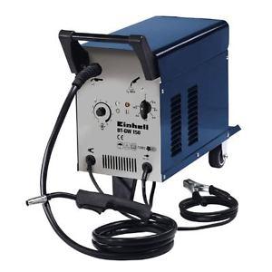 4.Einhell Schutzgas Schweißgerät BT-GW 150