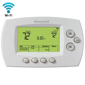 5.Honeywell Wi-Fi 7-Day Programmable Thermostat by Honeywell