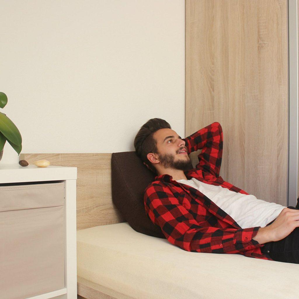 lesekissen testsieger bestenliste im april 2018. Black Bedroom Furniture Sets. Home Design Ideas
