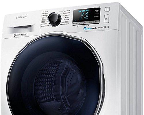 Waschtrockner oder waschmaschine und trockner waschtrockner