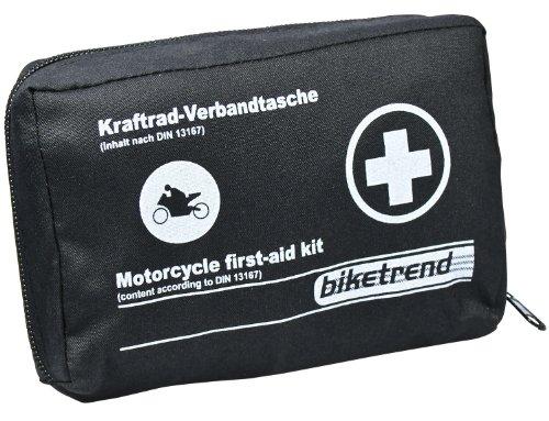 Befitery Verbandskasten Auto 14Stk Verbandtasche Koffer Erste-Hilfe gef/üllt f/ür Auto