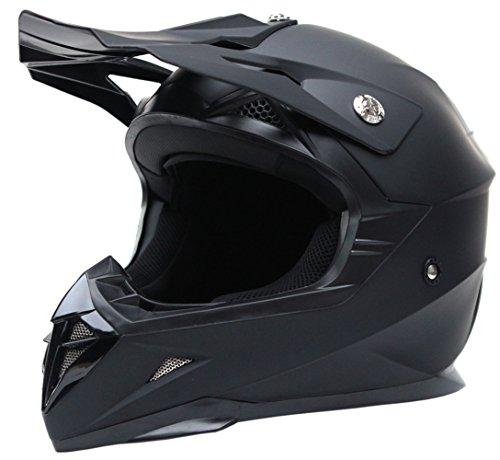 GS Nevada Motocross Helm Weiß Größe S ECE Norm Motorrad Enduro Quad Cross